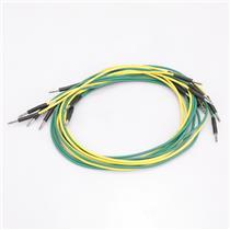 10 Mogami W2893 4' TT Bantam Patchbay Cables #43591