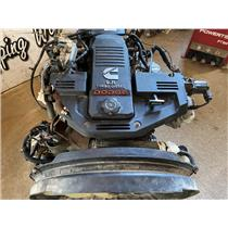 2008 DODGE RAM 2500 3500 VIN (A) 6.7 CUMMINS DIESEL ENGINE 159K MILES - NO CORE