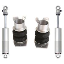 RideTech 05-19 Charger Challenger Rear Coolride Air Springs and Shocks 13044010