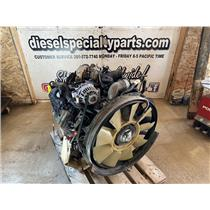 2005 FORD F250 F350 6.0 DIESEL ENGINE 186K MILES COMPLETE EXC RUNNER NO CORE
