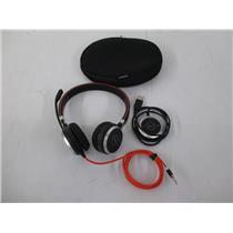 Jabra 6399-829-209 EVOLVE 40 UC Stereo Headset