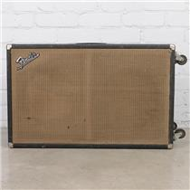 "1960's Fender Bassman Speaker Cabinet 12"" Oxford 12T6-1 Jensen EM1500 15"" #40464"