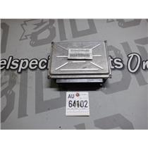 2001 - 2002 GMC 2500 8.1 LITRE ECM ECU COMPUTER PN # 12200411 ( OEM )