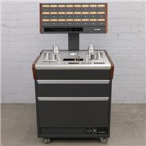 """Studer A827 24 Track 2"""" Tape Machine Low Hours No Remote #40793"""