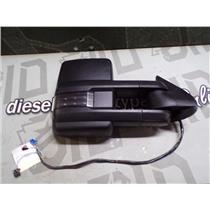 2001- 2004 GMC 2500 3500 PASSENGER AFTERMARKET REAR VIEW MIRROR LED SIGNAL POWER