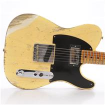 Fender Custom Shop Ltd '51 Hs Telecaster Heavy Relic Guitar w/ Case #43989