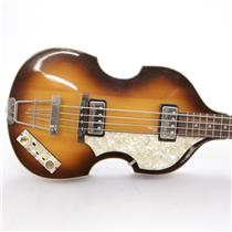 """Hofner """"Vintage '62"""" 500/1 Violin Bass Reissue Owned by Andrew Gold #43995"""