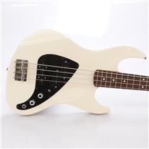 Fender JP-90 Electric Bass Guitar (White) w/ Original Case #43821