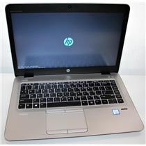 """14"""" HP EliteBook 840 G3 Intel i5 6thGen 8GB 256SSD W10 Wi-Fi BT Webcam Ultrabook"""