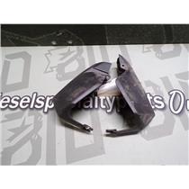 2003 SUZUKI V-STROM VSTROM DL1000 HANDLE BAR GRIP BUSH GUARDS (BLACK) ABS