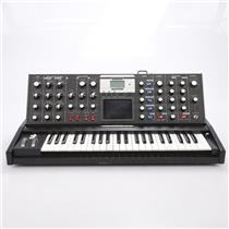 Moog Minimoog Voyager Electric Blue Edition Monophonic Analog Synthesizer #44066