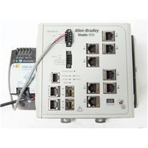 Allen Bradley Stratix 8000 1783-MS10T Series A Managed Ethernet Switch