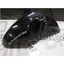 2003 SUZUKI V-STROM VSTROM DL1000 OEM  BLACK FRONT FENDER GOOD CONDITION