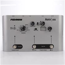 Fishman Aura AST Acoustic Imaging Blender Guitar Effects Pedal w/ PSU #44079