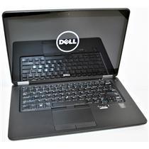 """14"""" Touchscreen Dell Latitude E7450 Intel Core i7 6th 8GB 256GB Webcam Ultrabook"""