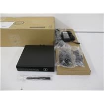 Dell 06RY7 OptiPlex 3080 MFF i5-10500T 8GB 128GB W10P UNUSED w/WARR TO 2024