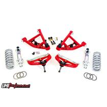 UMI Perf 1978-88 GM G-Body 1982-2003 S10/S15 Front End Kit 650lb Springs Street