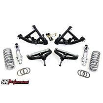 UMI Perf 1978-1988 GM G-Body 1982-2003 S10/S15 Front End Kit 850lb Springs Race