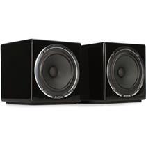Avantone Pro Active MixCube 5.25 inch Powered Studio Monitor Pair Black #43846