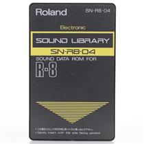 Roland SN-R8-04 Electronic Sound Data ROM Card for Roland R-8 #44154