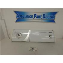 Admiral Dryer W10141666  WPW10185972 Control Panel Used