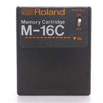 Roland M-16C Memory Cartridge w/ NOS in Original Box #44116
