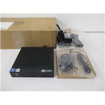 Dell Wyse 222JC Thin Client Celeron J4105 4GB 32GB eMMC wWARR TO 2024