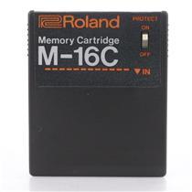 Roland M-16C Memory Cartridge w/ NOS in Original Box #44115