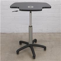 Anthro Technology Mobile Laptop Pro Tools Monitor Keyboard Studio Desk #44324