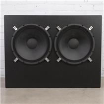 "Custom Bag End Minima One IPD18E 2x18"" Studio Speaker Sub Subwoofer #44317"