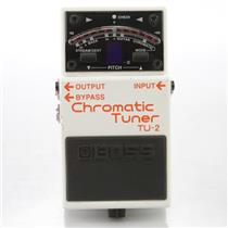 Boss TU-3 Chromatic Tuner Pedal #44335