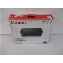 Canon 0727C002 PIXMA MG2525 All-in-One Inkjet Printer (Black) - NEW, OPEN BOX
