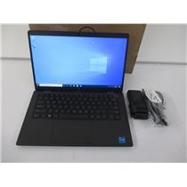 """Dell 3KRYK Latitude 7420 14"""" i5-1135G7 8GB 256GB W10P UNUSED w/WARR TO 2024"""