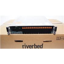 Riverbed SteelHead CX5070 Application Accelerator CXA-05070-B010 NO HDD / OS