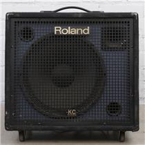 Roland KC-550 Stereo Mixing Keyboard Combo Amplifier #44458