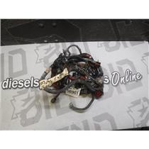 1995 - 1997 FORD F250 7.3 DIESEL POWERSTROKE ENGINE WIRING HARNESS OEM