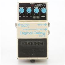 Boss DD-2 Digital Delay Guitar Effects Pedal Owned by David Roback #44542