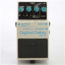 Boss DD-2 Digital Delay Guitar Effects Pedal Owned by David Roback #44544