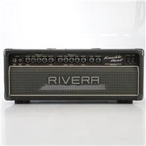 1994 Rivera Knucklehead Tube Guitar Amp Head w/ FS-7 Foot Switch #44477
