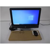 "HP C9H70UT#ABA Compaq Pro 4300 AIO PC 20"" Core i5 3470S 4GB 500GB W10P"