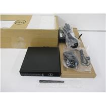 Dell VNJR2 OptiPlex 7080 MFF i5-10500T 8GB 128GB W10P UNUSED w/WARR TO 2024