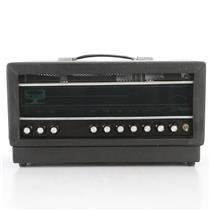 1968 Oliver (Ampeg) PA100XR Tube Guitar Combo Amp Head #44476
