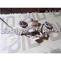 2010 HONDA FURY VT1300 SKULL CHROME MIRRORS W/ LEVERS MASTER BRAKE CLUTCH CHROME