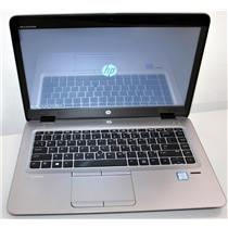 "HP EliteBook 840 G4 Ultrabook 14"" Touchscreen Intel Core i7 7th Gen 12GB 256GB"