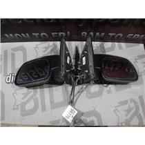 2000 - 2004 FORD EXCURSION LTD OEM SIDE MIRRORS SIGNAL HEAT POWER RIGHT LEFT SET