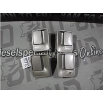 2000 - 2005 FORD EXCURSION LTD PAINTED DOOR HANDLES *CODE G3* (TAN)
