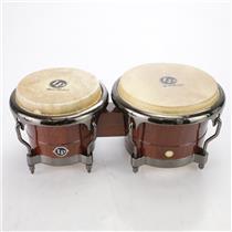 LP Durian Classic Series Bongos Dark Brown #44825