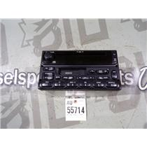 1999 - 2000 FORD F250 F350 LARIAT XLT OEM STEREO CD TAPE AM FM DECK