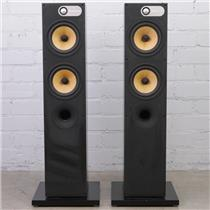 2 Bowers & Wilkins 684 S1 3-Way Floor Standing Speakers #44886