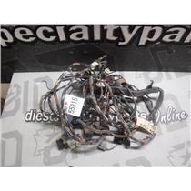 2000 - 2007 FORD F350 EXTENDED CAB W/DOORS CAB WIRING HARNESS OEM